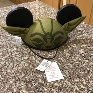 Disney Yoda Star Wars Hat